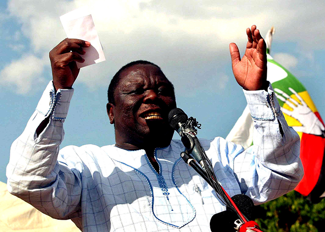 Tsvangirai takes advantage of SADC summit to engage new chair Khama
