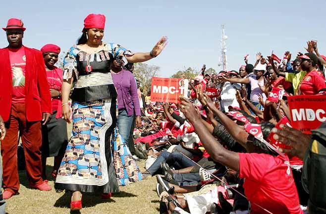 'Elizabeth Tsvangirai Facebook page a hoax'