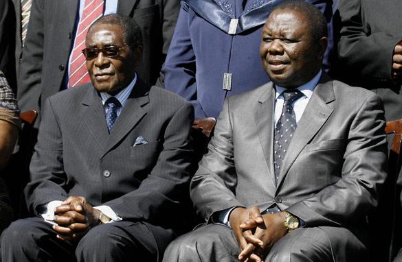Tsvangirai says Mugabe to blame for ailing Zimbabwe economy