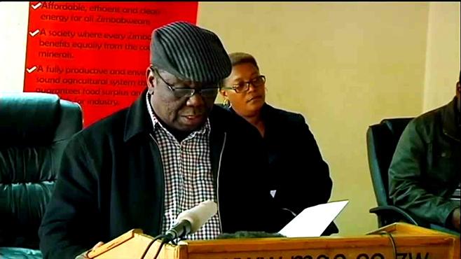 Morgan Tsvangirai sucked into Gweru Graft case