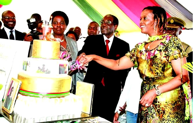 Zimbabwe's ruling party plans birthday bash for Mugabe as rumors of his demise …