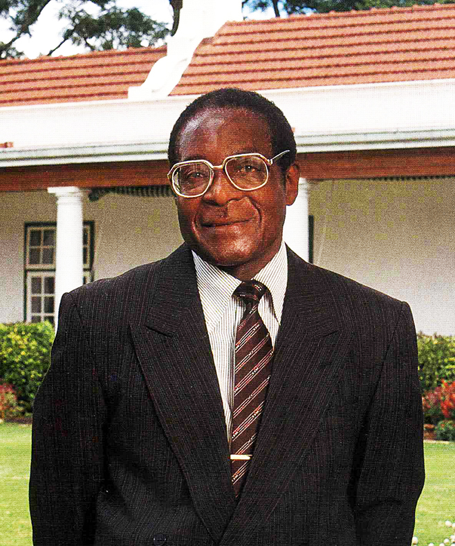 Zimbabwe president Robert Mugabe thinks he should stay in office till he turns 100