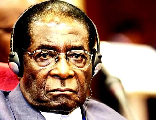 Mugabe ranked 3rd worst African leader