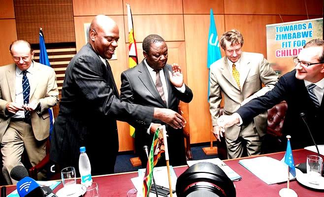 Tsvangirai face revolt in Bulawayo over Gift Banda