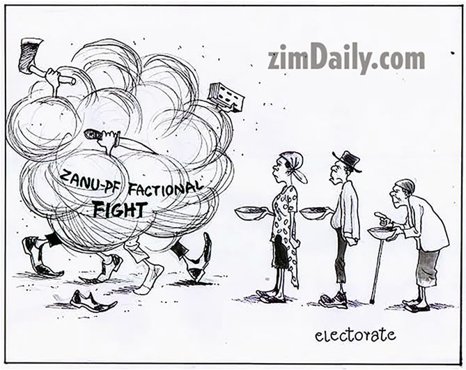ZANU-PF minister faces arrest