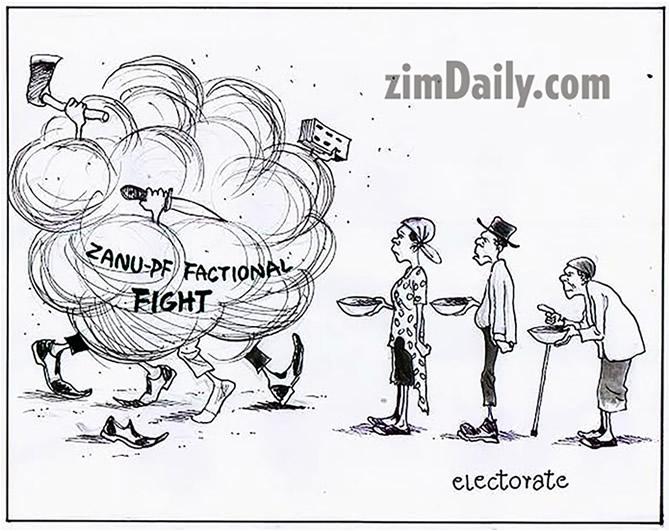 ZANU-PF minister faces arrest