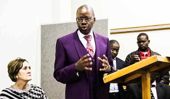 Brace for protest storm, Biti warns Mugabe