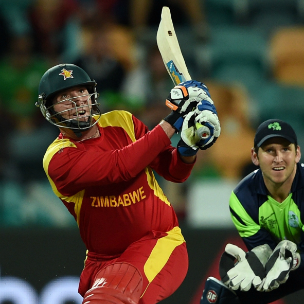 Police find former Zimbabwe captain Brendan Taylor passed out in random car