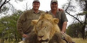 "Cecil the lion hunter allegedly ""abducted"" in Zimbabwe"