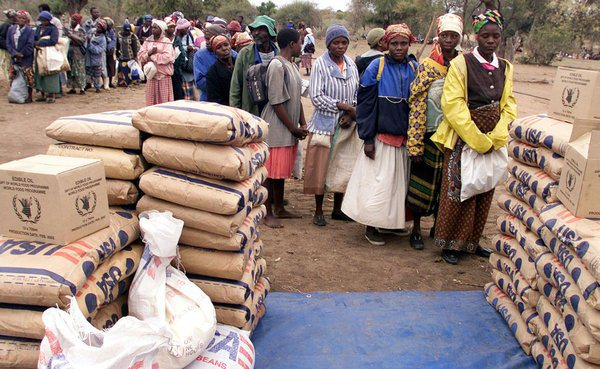 UN assists over 1 million hungry Zimbabweans