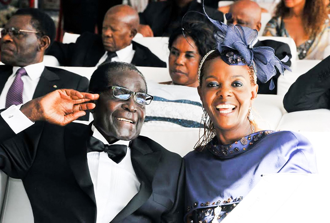 'Grace is nothing without Mugabe'