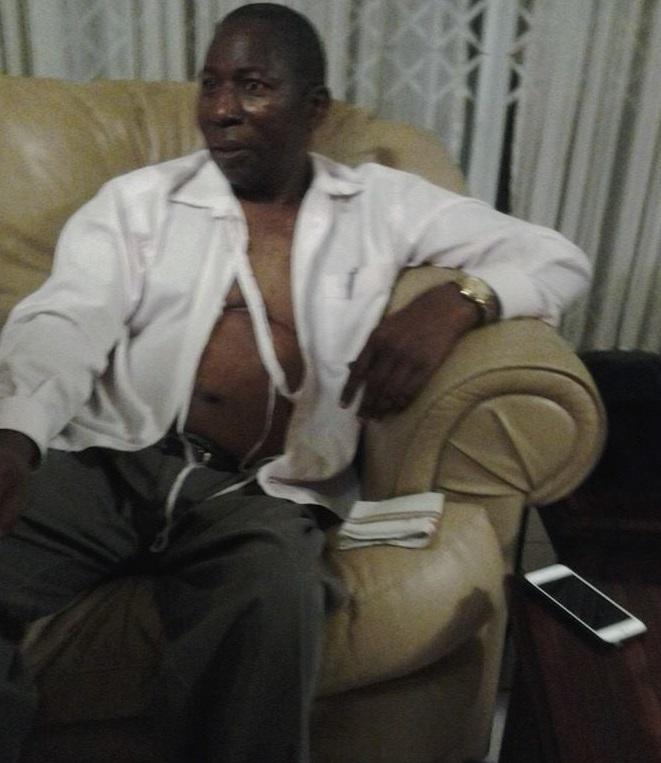 Tsvangirai 'plots' a 'Mangoma' on Chamisa