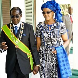 Mugabe, Grace to blame for graft, Mliswa