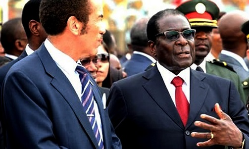 Zimbabwe concourt annuls Mugabe's infamous detention law