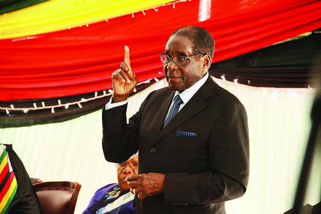 Mugabe climbs down on reforms