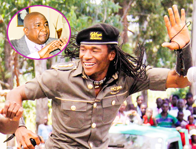 Jah Prayzah is my blood brother – Chiyangwa