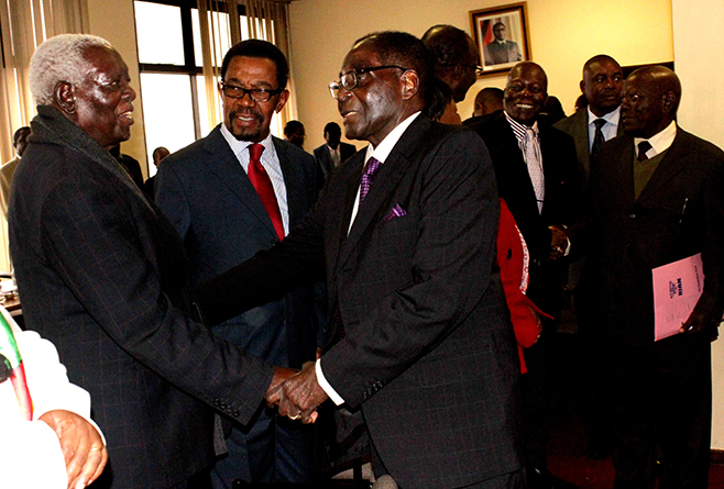 Zanu PF succession struggle intensifies as Mugabe awaits God's call