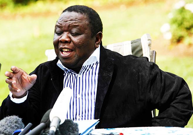 Tsvangirai invades Mugabe's home province