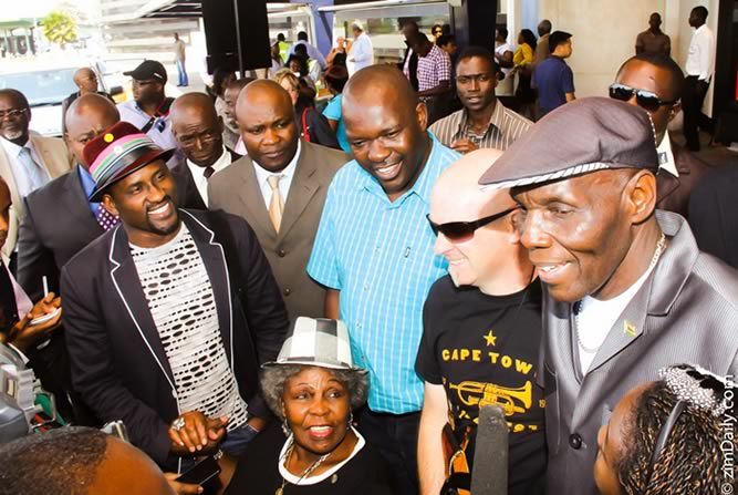 Fans run beserk after Tuku no-show due to illness