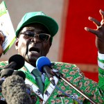 Mugabe surrepticiously calls for two states solution in Zim at UN general …