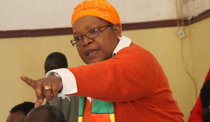 Mujuru camp : Mliswa is not one of us