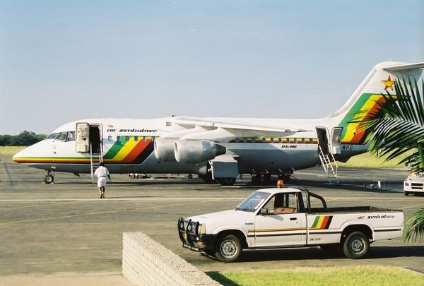 Air Zimbabwe crisis mounts