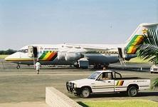 Aviation: Zimbabwe shields struggling Air Zimbabwe from competition