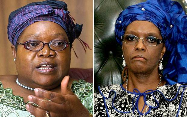 Politically ambitious first lady, expelled Mujuru complicating Mugabe succession