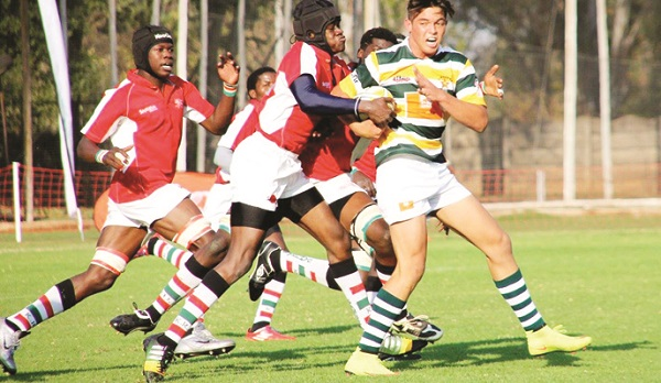 Zimbabwe to host major rugby tournament