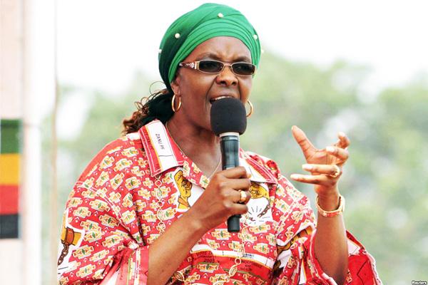 Grace Mugabe's costly campaign