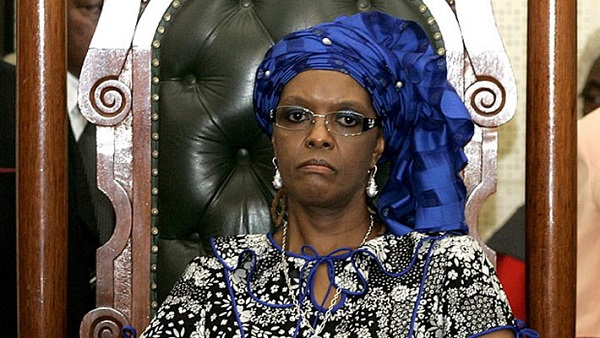 The tragedy of a Grace Mugabe presidency