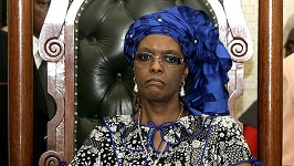 Grace Mugabe's comments on rape invite Twitter's wrath