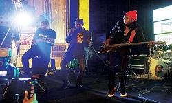 Local talent concert flops