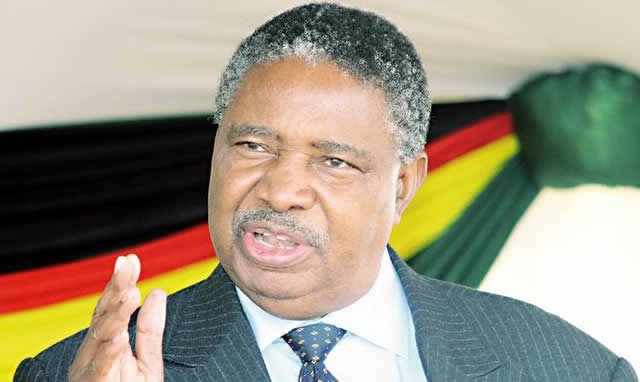 Ministers defy VP Mphoko… snatch mine from Mujuru ally