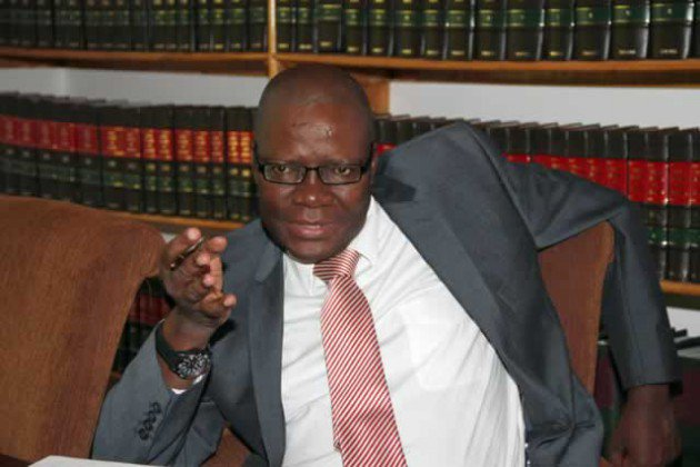 Biti leads call for Mugabe's resignation