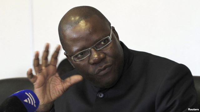 Parliament full of praise-singers … Tendai Biti