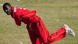 ICC U19 Cricket World Cup 2012 - West Indies v Zimbabwe