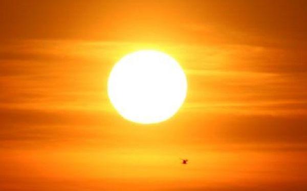 Zimbabwe set to sizzle at 45 °C