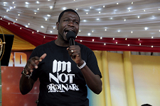 Magaya humbled for being most influential young person in Zim