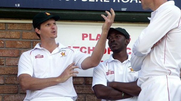 Zimbabwe ban Mark Vermeulen over racist post