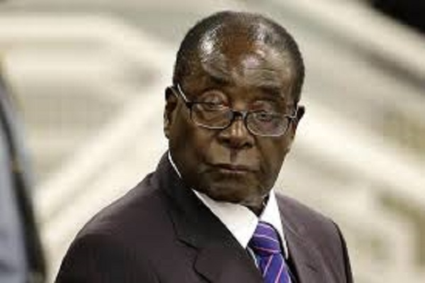 'You can't lecture Mugabe on the economy, he holds a degree in economics'