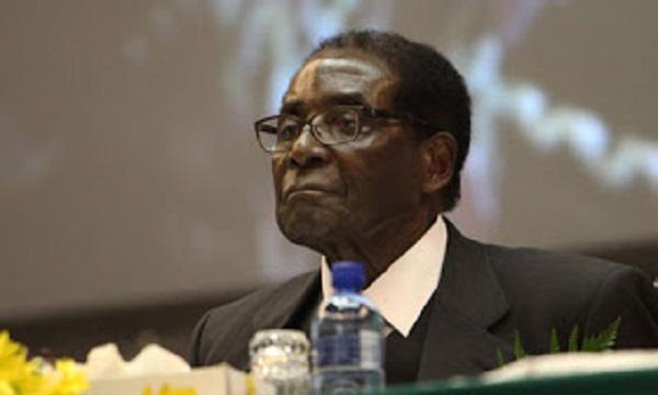 Zimbabwe: Man arrested for calling Robert Mugabe 'old'