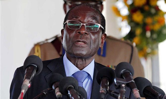 Second Zimbabwean man arrested for insulting Mugabe: Lawyers
