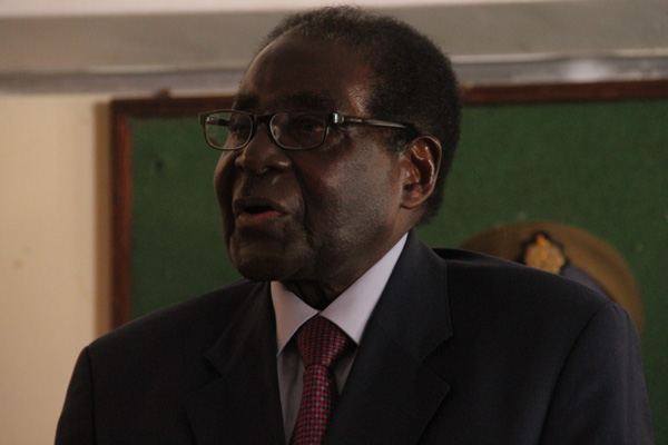 MPOI survey: Mugabe second most trusted person in Zimbabwe