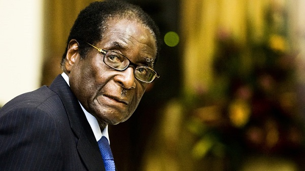 The year I prayed for Robert Mugabe