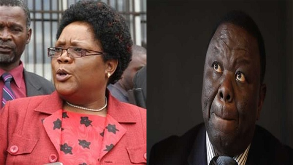 Mujuru to work with Tsvangirai