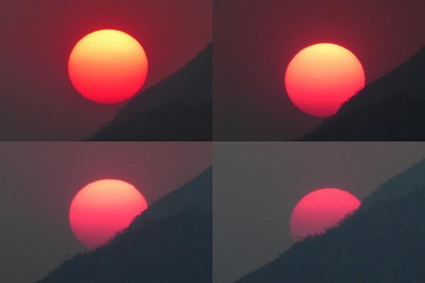 Report from Zimbabwe: Smoky sunsets