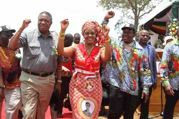 Live blog: First Lady Amai Grace Mugabe in Murehwa, Mash East