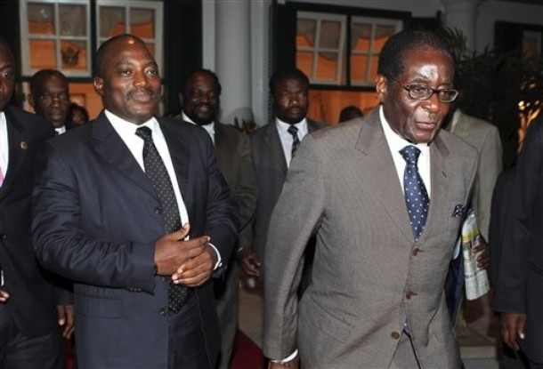 President Mugabe allegedly suffered heart attack, Govt calls claim media hoax