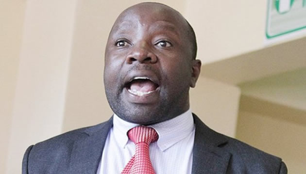 Kereke has reported Gono to the police on allegation of various misdeeds